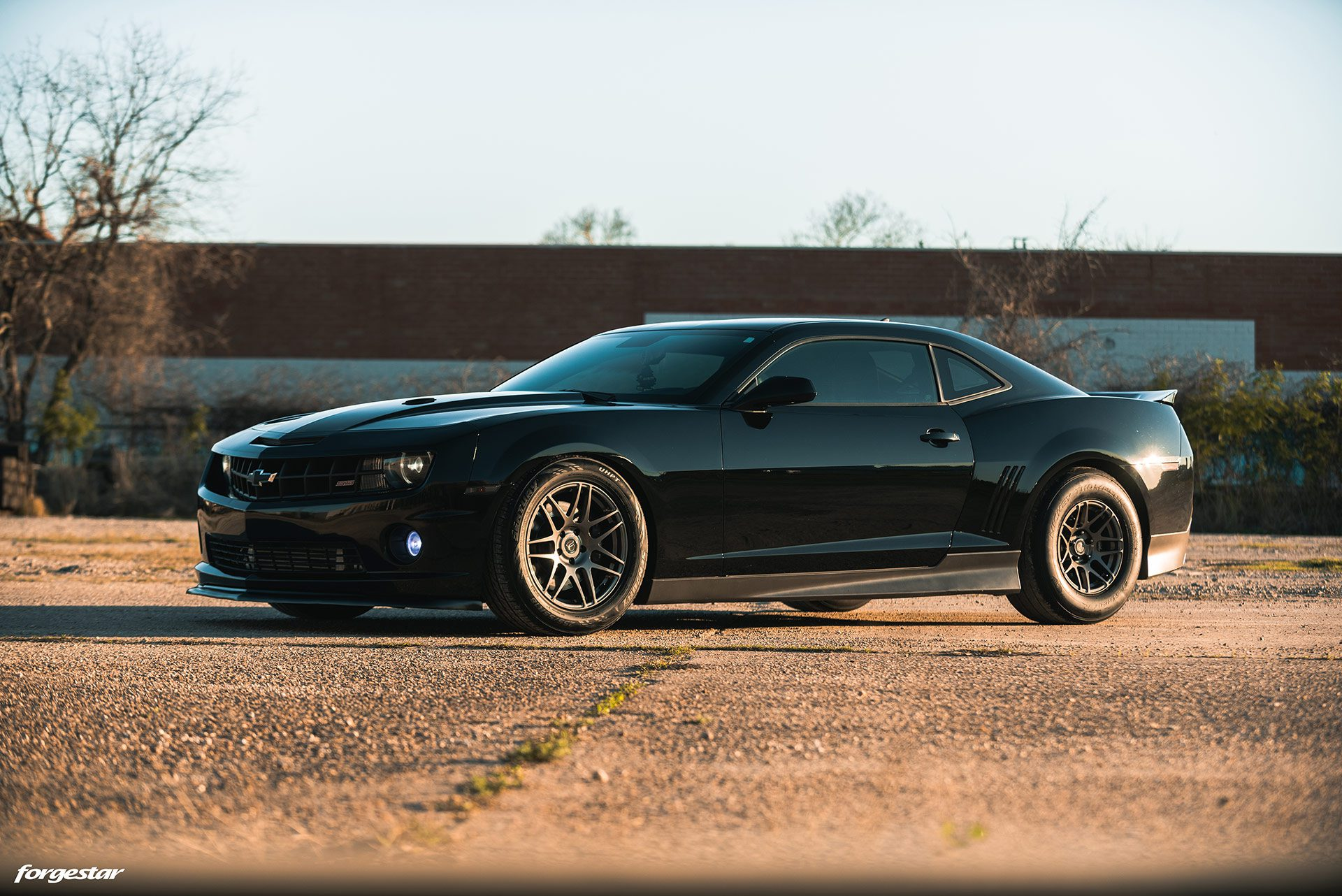 Chevrolet Camaro SS 5th Gen - Forgestar F14 Drag Pack Wheels